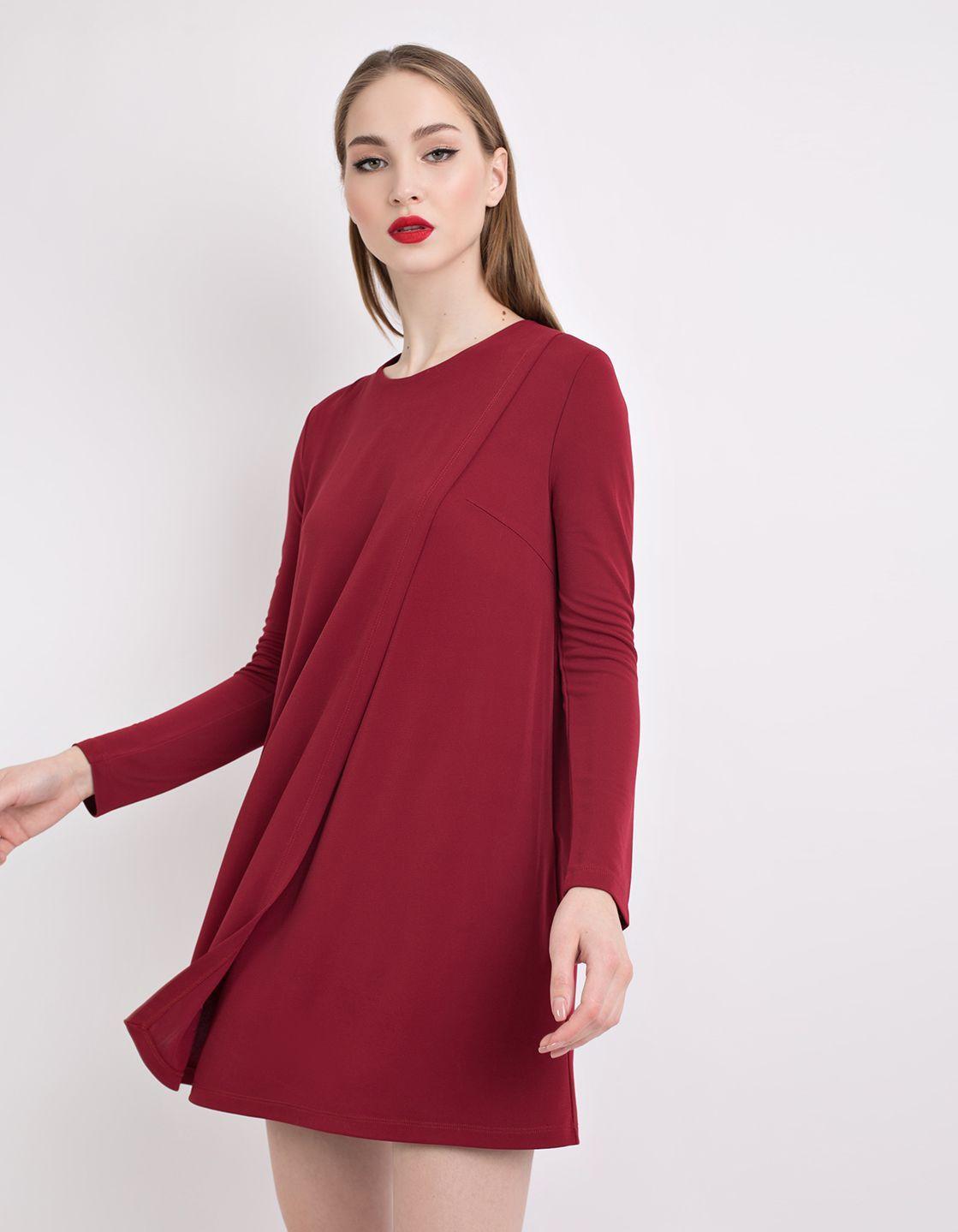 Платье с декоративным элементом ea979495d2c